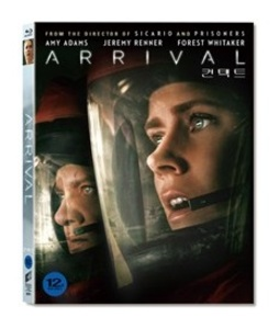 BLU-RAY / ARRIVAL (PLAIN EDITION)