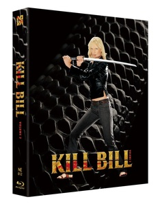 KILL BILL VOL.2 STEELBOOK FULL-SLIP A 900 NUMBERED (NE#12)