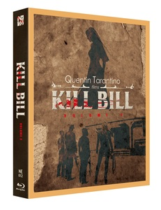 KILL BILL VOL.2 STEELBOOK FULL-SLIP B 700 NUMBERED (NE#12)