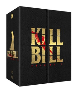KILL BILL VOL.2 STEELBOOK ONE-CLICK BOX SET 500 NUMBERED (NE#12)