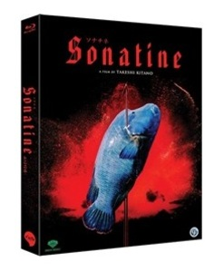BLU-RAY / SONATINE FULL SLIP LE (700 NUMBERED)