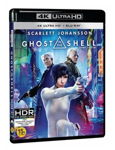 BLU-RAY / GHOST IN THE SHELL (2D+4K UHD) LE