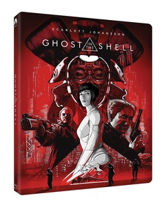 BLU-RAY / GHOST IN THE SHELL STEELBOOK LE (2D+3D)