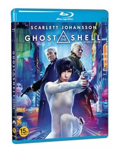 BLU-RAY / GHOST IN THE SHELL (1 DISC)