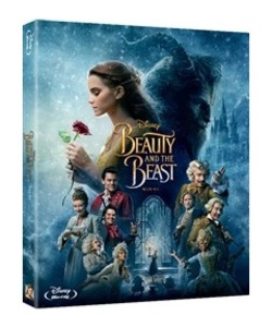 BLU-RAY / BEAUTY AND THE BEAST (2017)