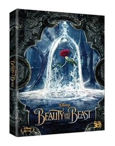 BLU-RAY / BEAUTY AND THE BEAST (2017) 2D+3D STEELBOOK LE