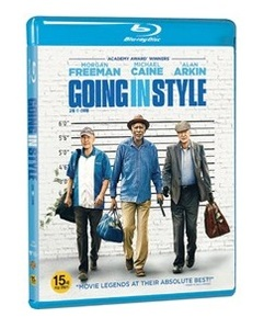 BLU-RAY / GOING IN STYLE
