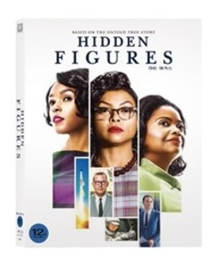 BLU-RAY / HIDDEN FIGURES