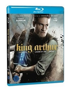 BLU-RAY / KING ARTHUR : LEGEND OF SWORD