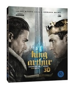 BLU-RAY / KING ARTHUR : LEGEND OF SWORD (2D+3D)