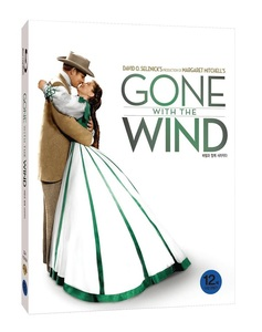 BLU-RAY / GONE WITH THE WIND 2DBD (2DISC)