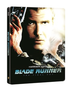 BLU-RAY / BLADE RUNNER : FINAL CUT STEELBOOK LE (2 DISC)