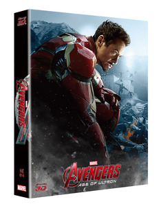 AVENGERS : AGE OF ULTRON FULL SLIP A 300 NUMBERED (NE#14)