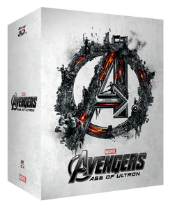 AVENGERS : AGE OF ULTRON ONE-CLICK BOX SET 300 NUMBERED (NE#14)