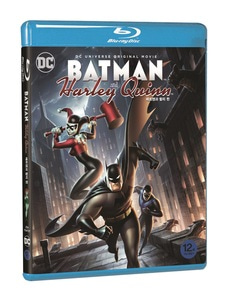 BLU-RAY / BATMAN AND HARLEY QUINN