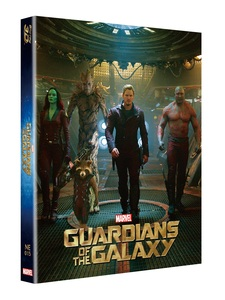 GUARDIANS OF THE GALAXY VOL.1 STEELBOOK LENTICULAR SLIP (NE#15)