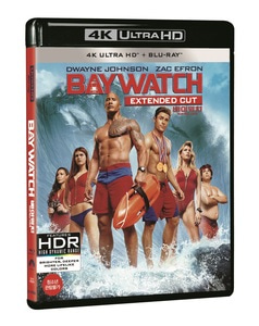 BLU-RAY / BAYWATCH (2D+4K UHD)