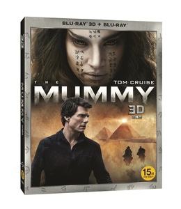 BLU-RAY / THE MUMMY (2017) (2D+3D)