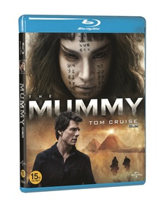 BLU-RAY / THE MUMMY (2017) (1 DISC)