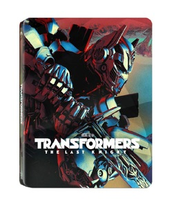 BLU-RAY / TRANSFORMERS : THE LAST KNIGHT STEELBOOK LE (2D+3D)