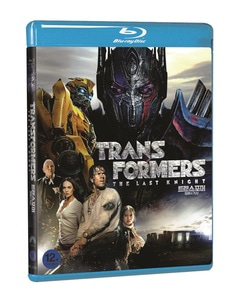 BLU-RAY / TRANSFORMERS : THE LAST KNIGHT (2D)