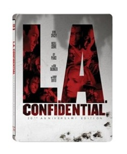 BLU-RAY / L.A. CONFIDENTIAL STEELBOOK LE
