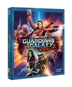 BLU-RAY / GUARDIANS OF THE GALAXY VOL.2 (2D)