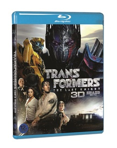 BLU-RAY / TRANSFORMERS : THE LAST KNIGHT (2D+3D)