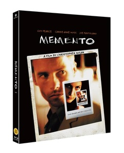 BLU-RAY / MEMENTO (PLAIN EDITION)