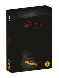 BLU-RAY / ZODIAC DIRECTORS' CUT (1 DISC + 2EA BOOKLET)