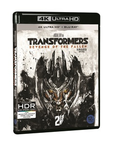 BLU-RAY / TRANSFORMERS : REVENGE OF THE FALLEN LE (2D+4K UHD)