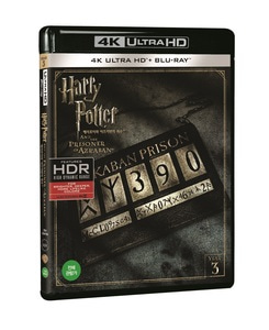 BLU-RAY / HARRY POTTER AND THE PRISONER OF AZKABAN (2D+4K UHD)