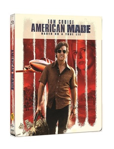 BLU-RAY / AMERICAN MADE STEELBOOK LE