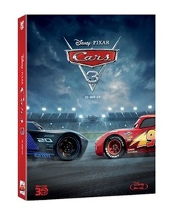 BLU-RAY / CARS 3 (3 DISC, 2D+3D)