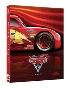BLU-RAY / CARS 3 (2 DISC, 2D)