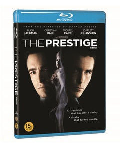 BLU-RAY / THE PRESTIGE (2006)