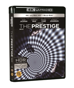 BLU-RAY / THE PRESTIGE (2D+4K UHD+BONUS DISC)