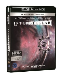 BLU-RAY / INTERSTELLAR (2D+4K UHD+BONUS DISC)