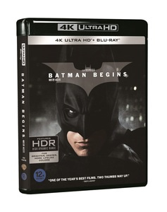 BLU-RAY / BATMAN BEGINS (2D+4K UHD+BONUS DISC)