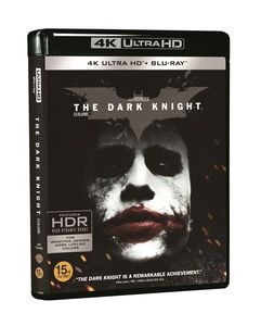 BLU-RAY / THE DARK KNIGHT (2D+4K UHD+BONUS DISC)
