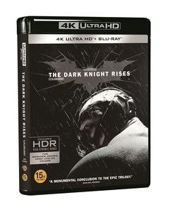 BLU-RAY / THE DARK KNIGHT RISE (2D+4K UHD+BONUS DISC)