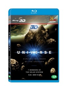 BLU-RAY / THE UNIVERSE : 7 WONDERS OF THE SOLAR SYSTEM