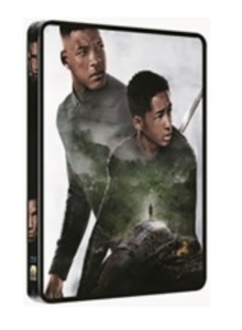 BLU-RAY / AFTER EARTH STEELBOOK LE