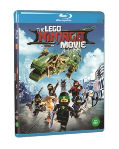 BLU-RAY / LEGO NINJAGO MOVIE (2D)