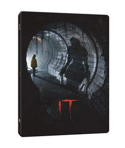 BLU-RAY / IT STEELBOOK LE