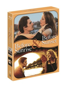 BLU-RAY / BEFORE SUNRISE & BEFORE SUNSET BOX (2 DISC)