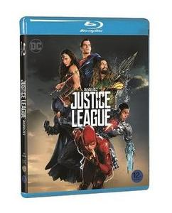 BLU-RAY / JUSTICE LEAGUE (2D)