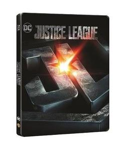 BLU-RAY / JUSTICE LEAGUE STEELBOOK LE (2D+3D)