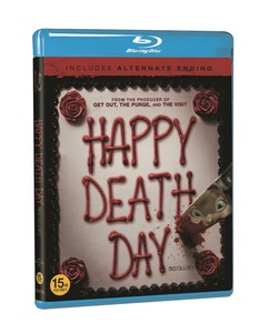 BLU-RAY / HAPPY DEATH DAY (2017)