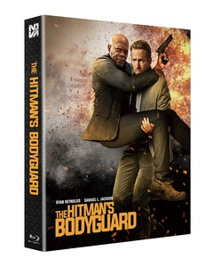 BLU-RAY / THE HITMAN'S BODYGUARD LENTICULAR FULL SLIP 600 NUMBERED LE